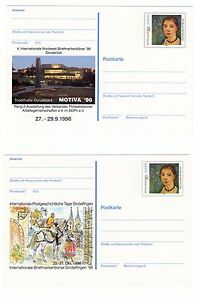 Alemania-2-enteros-postales-postal-stationary-Europa-CEPT-nuevo-MNH-088