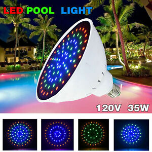 120V-35W-Swimming-Pool-Light-RGB-LED-Bulb-Underwater-Color-Changing-Lights
