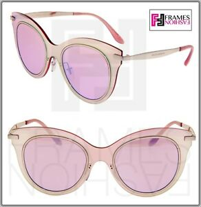 6684e6510634 Image is loading Dolce-amp-Gabbana-2172-Fuchsia-Pink-Palladium-Mirrored-
