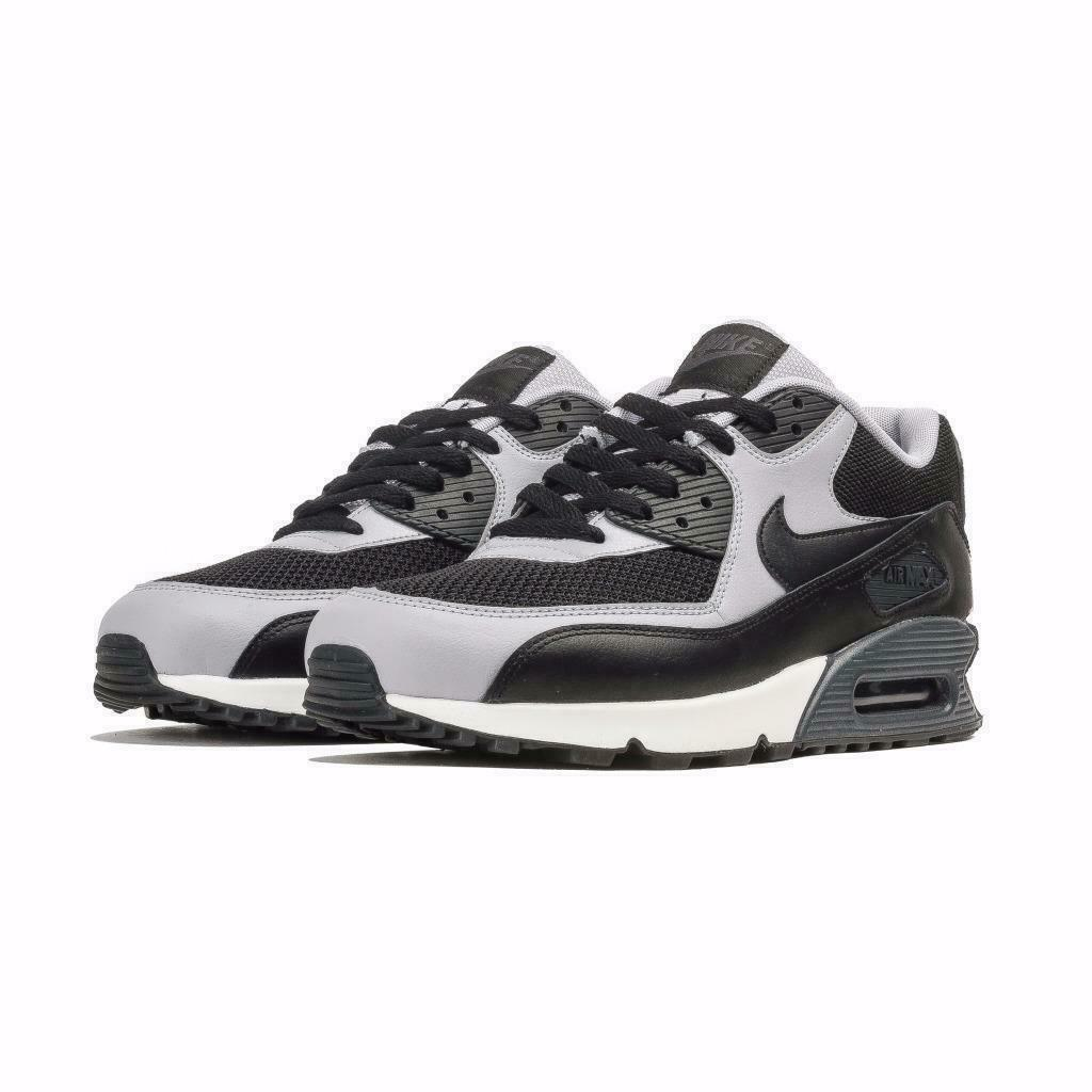 Air 90 053BlackWolf Men's Shoes537384 Grey Nike New Anthracit Essential Max lKJcT1F