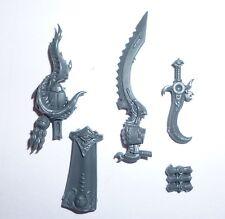 Warhammer 40K Thousand Sons Scarab Occult Terminators Sorceror Accessories– G558