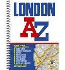 London Street Atlas by Geographers' A-Z Map Company (Spiral bound, 2008)