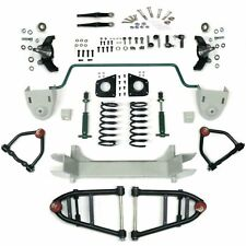 Mustang Ii 2 Front End Kit For 48 And Later Studebaker Stage 2 Standard Spindle Fits 1939 Ford