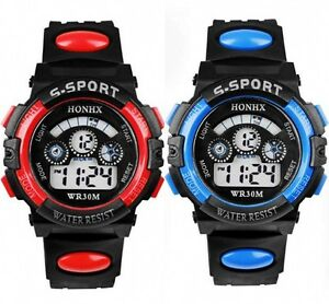 HOT-Waterproof-Children-Boys-Digital-LED-Sports-Watch-Kids-Alarm-Date-Watch-Gift