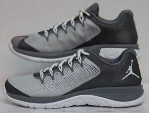 e4d0ea22aa6 Jordan Flight Runner 2 Cool Grey White-Pure Platinum 715572-003 Men ...