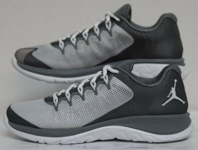 reputable site super cheap buying now Jordan Flight Runner 2 Cool Grey/White-Pure Platinum 715572-003 Men Size's