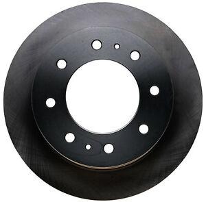 ACDelco 18A1417A Advantage Non-Coated Rear Disc Brake Rotor