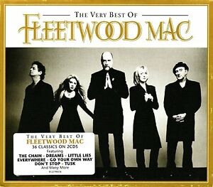 FLEETWOOD-MAC-THE-VERY-BEST-OF-2CD-SET-Greatest-Hits-2009