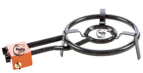 40 cm Authentique Paella Pan deux anneaux brûleur à gaz de 28 cm à 55 cm paella pan