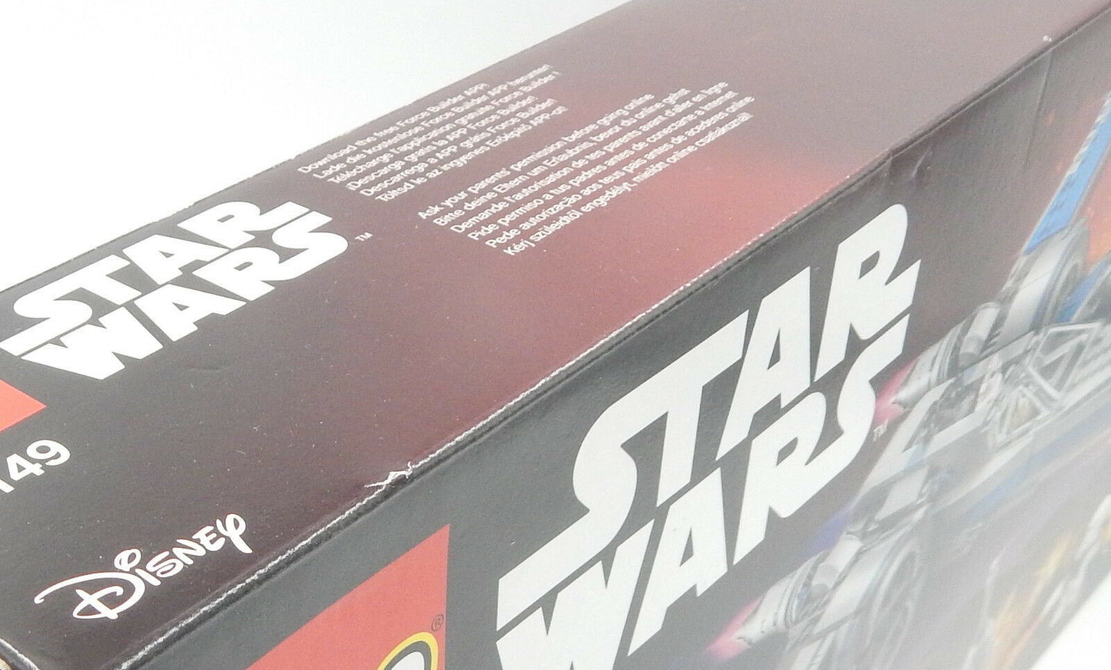 LEGO Star Wars 75149 - - - Resistance X-Wing Fighter - NEU OVP New 9f1a6d