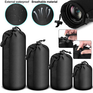 Soft-Neoprene-Lens-Pouch-Protective-Carry-Bag-Case-for-DSLR-Camera-Size-S-M-L-XL