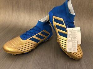 Adidas-Predator-19-1-FG-Football-Boots-Mens-Size-8-UK-EURO-42