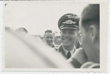 Foto Luftwaffe  Piloten/Flugzeugführer -Schirmmütze (921)