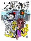 Captain Zig Zag / Black Lungs the Cat by Shane White (Paperback / softback, 2006)