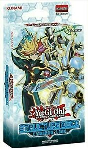 YuGiOh-Cyberse-Link-ENGLISH-Structure-Deck-Sealed