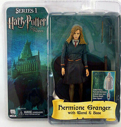 Harry Potter and the Order of the Phoenix Figure Series 1 Hermione Granger