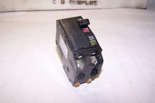SQUARE D 40 AMP CIRCUIT BREAKER 240 VOLT AC  2 POLE QOB240