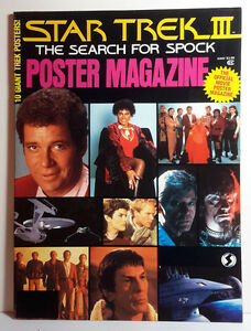 1984-STAR-TREK-III-Search-for-Spock-Movie-Poster-Magazine-10-Fold-Out-Posters