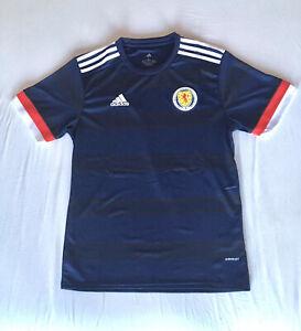2020/21 Scotland Home Soccer Jersey Shirt adidas Extra Large NEW Euros Kit XL