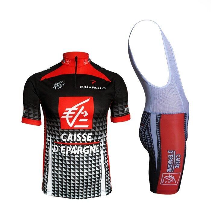Caisse Caisse Caisse d'Epargne TEAM SET Gr  M, L, XL-Nuovo -        f16a81