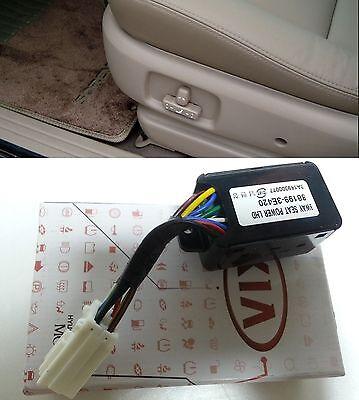 Power Seat switch Front Left Side Genuine 881993E420 For KIA Sorento 2007 2009