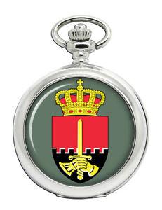 Belgian-Armed-Forces-Composante-terre-Pocket-Watch