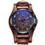 Curren-Army-Military-Quartz-Mens-Watches-Leather-Boys-Watch-Sport-Wrist-Watch-UK thumbnail 12