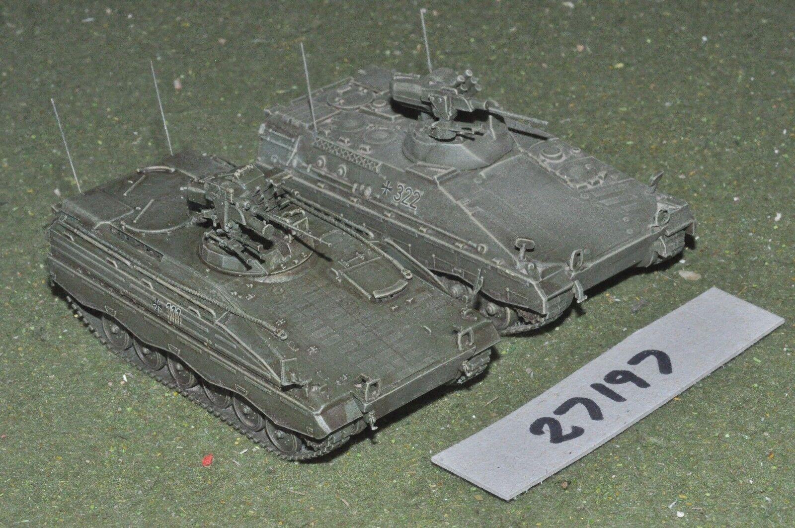 20mm modern   german - 2 tanks - vehicles (27197)