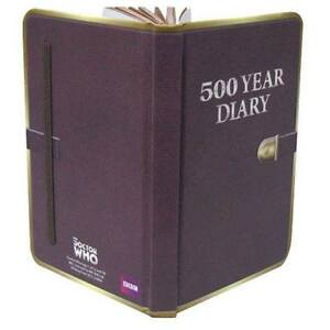 Doctor-Who-500-Year-Mini-Diary-NEW-Bif-Bang-Pow-Official-Licensed