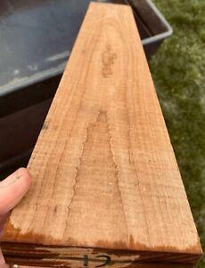 Curly-Maple-Roasted-Figured-neck-blank-28-x-4-5-x-1-15-Torrified-Strat-Tele