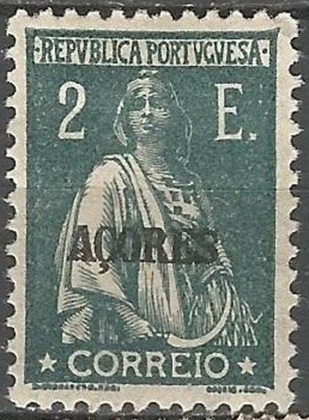 IngéNieux Portugal Açores-- Azores 2e Ceres- Mh No Faults Performance Fiable