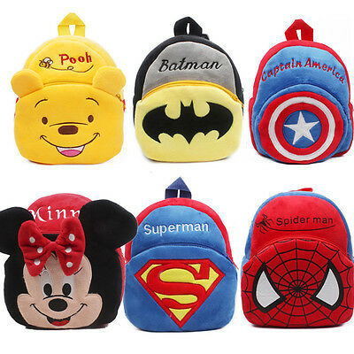 Kids' Bag Child Boy Girl Toddler Rucksack Schoolbag Preschool Backpack Disney