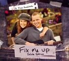 Fix Me Up [Deluxe Edition] [CD/DVD] [Digipak] by A Firm Handshake (CD, May-2014, 2 Discs, Rock the Cause)