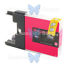 1 MAGENTA LC71 LC75 Compatible Ink Cartirdge for BROTHER Printer MFC-J435W LC75M