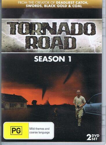 1 of 1 - TORNADO ROAD Season 1 One (2 x DVD Set) From The Creators Of Coal & Black Gold