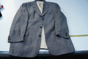 Hugo-BOSS-Artemis-Men-039-s-Jacket-Jacket-Blazer-Virgin-Wool-Business-Size-54-Top