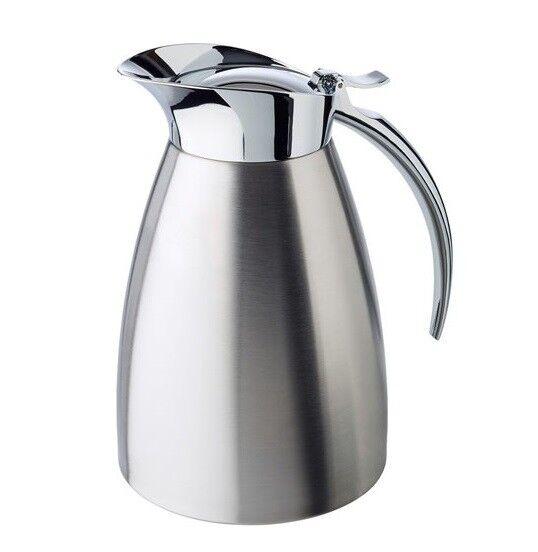 Isolierkanne Kaffeekanne Servierkanne aus Edelstahl 0,3 - 1,5 Liter Gastlando Gastlando Gastlando 09632d