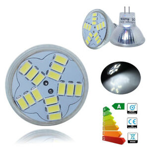 10x-MR11-GU4-4W-15-25W-Halogen-LED-Bulb-Reflector-400lm-Bright-Day-White-Light