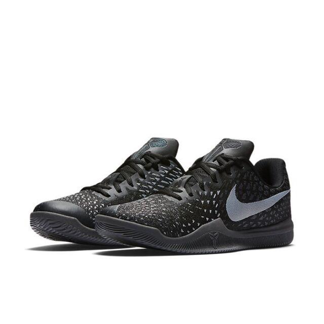 271c948020c1 Nike Kobe Mamba Instinct Sz 9.5 Dark Grey Black Anthracite 852473 ...