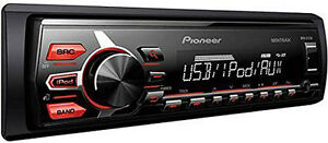 PIONEER-MVH-X171UI-SINGLE-DIN-IN-DASH-DIGITAL-MEDIA-RECEIVER-CAR-STEREO-PANDORA