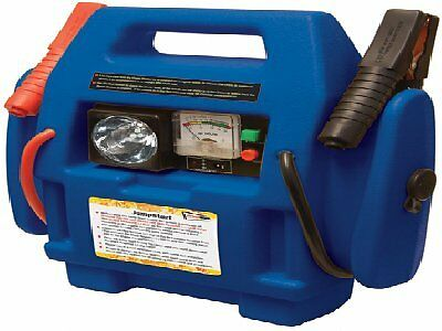 CAR 12 VOLT 12V HEAVY DUTY JUMP STARTER BOOSTER BATTERY AIR COMPRESSOR  POWER P9