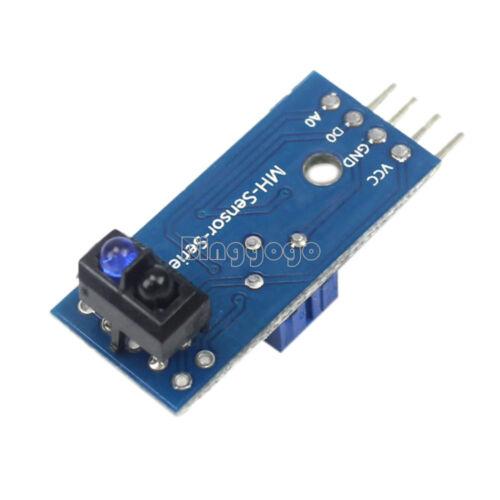 5PCS TCRT5000 IR Barrier Verfolgen Sensor Infrarot Reflective lichtschranke