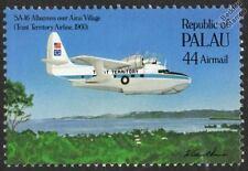 Grumman HU-16 / SA-16 ALBATROSS Flying Boat Seaplane Aircraft Stamp (1985 Palau)