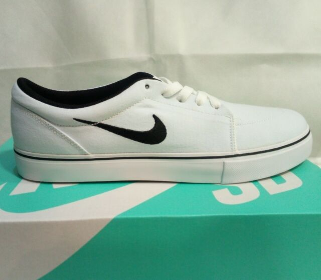 Nike Satire Canvas Size Uk 8 White For Sale