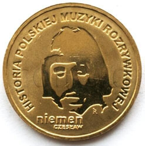 Poland 2 zloty 2008 40th Anniversary of March 1968 UNC #400
