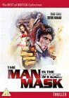 Man in The Steel Mask 5060082518904 With Elliott Gould DVD Region 2