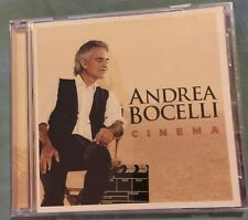 Cinema by Andrea Bocelli (CD, Oct-2015, Decca)