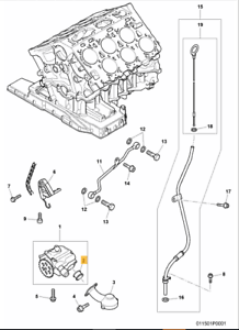 continental oil system diagram bentley continental flying spur gt gtc oil pump suction pipe  bentley continental flying spur gt gtc