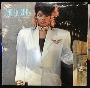 ANGELA BOFILL Tell Me Tomorrow Album Released 1985 Record/Vinyl Collection USA