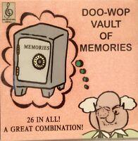 Doo-wop Vault Of Memories - 26 Va Tracks